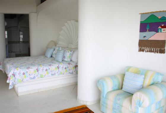 Villa Carter Bedroom